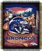 Northwest NFL Denver Broncos HFA Throws