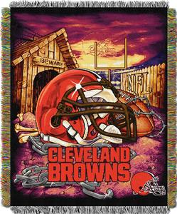 Northwest NFL Cleveland Browns HFA Throws