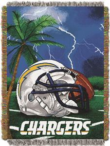 Northwest NFL San Diego Chargers HFA Throws