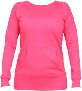 Boxercraft Womens First Crush Crew Sweatshirts