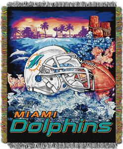 Northwest NFL Miami Dolphins HFA Throws