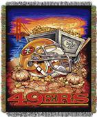 Northwest NFL San Francisco 49ers HFA Throws