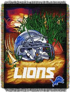Northwest NFL Detroit Lions HFA Throws