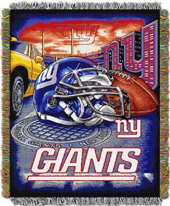 Northwest NFL New York Giants HFA Throws