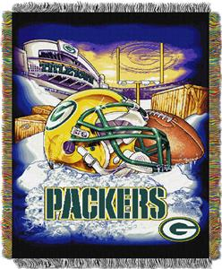 Northwest NFL Green Bay Packers HFA Throws