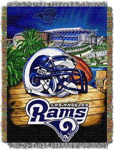 Northwest NFL St. Louis Rams HFA Throws