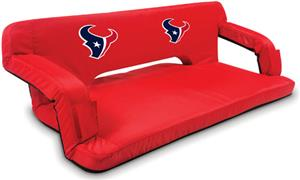 Picnic Time NFL Houston Texans Travel Couch