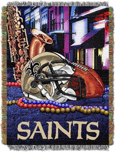 Northwest NFL New Orleans Saints HFA Throws
