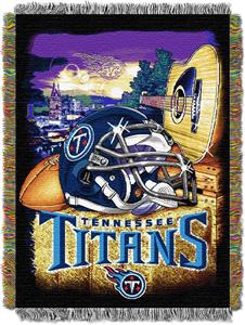 Northwest NFL Tennessee Titans HFA Throws