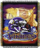 Northwest NFL Minnesota Vikings HFA Throws