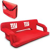 Picnic Time NFL New York Giants Travel Couch