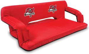 Picnic Time NFL Tampa Bay Buccaneers Travel Couch