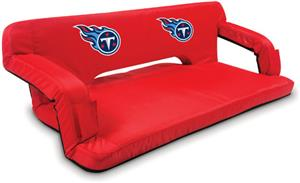 Picnic Time NFL Tennessee Titans Travel Couch