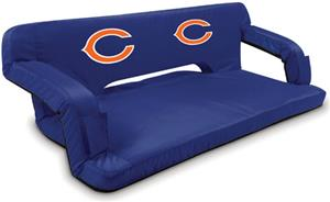 Picnic Time NFL Chicago Bears Travel Couch