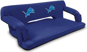 Picnic Time NFL Detroit Lions Travel Couch