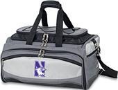 Picnic Time Northwestern Wildcats Buccaneer Cooler