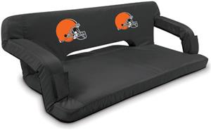 Picnic Time NFL Cleveland Browns Travel Couch