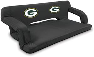 Picnic Time NFL Green Bay Packers Travel Couch