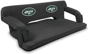 Picnic Time New York Jets Travel Couch
