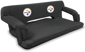Picnic Time NFL Pittsburgh Steelers Travel Couch