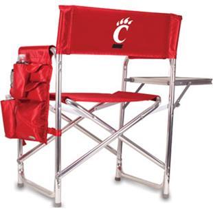 Picnic Time Cincinnati Bearcats Sports Chair