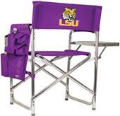 Picnic Time LSU Folding Sport Chair & Strap