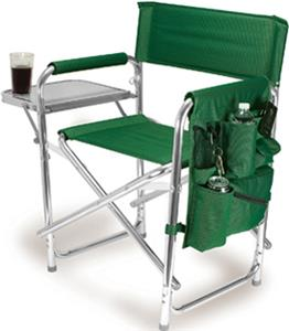 Picnic Time Baylor University Folding Sport Chair