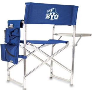 Picnic Time BYU Cougars Folding Sport Chair