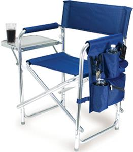 Picnic Time West Virginia University Sport Chair