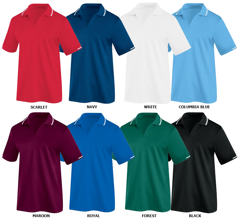 E6217 High 5 Women's Basic Polo/Coach Shirts-Closeout