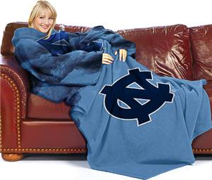 Northwest NCAA Univ. of NC Comfy Throw (Smoke)