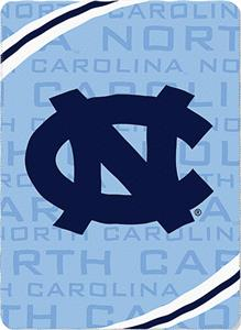 Northwest NCAA North Carolina Fleece Force Throw