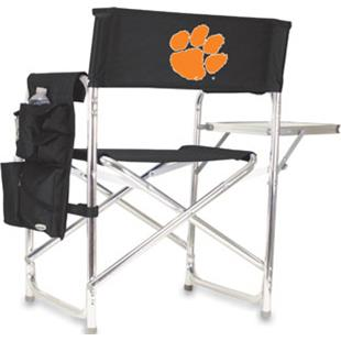 Picnic Time Clemson University Folding Sport Chair