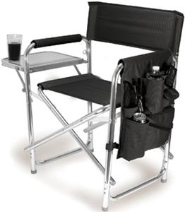 Picnic Time Kansas State Folding Sport Chair