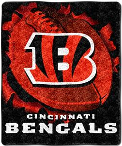 Northwest NFL Cincinnati Bengals Burst Throws