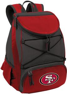 Picnic Time NFL San Francisco 49ers PTX Cooler