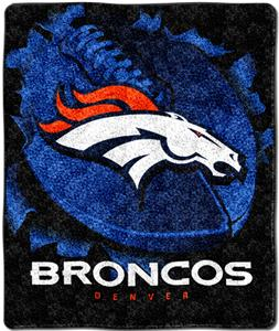 Northwest NFL Denver Broncos Burst Throws