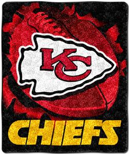 Northwest NFL Kansas City Chiefs Burst Throws