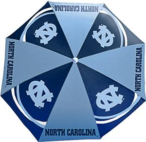 Northwest NCAA North Carolina Beach Umbrella