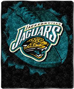 Northwest NFL Jacksonville Jaguars Burst Throws