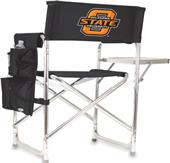 Picnic Time Oklahoma State Folding Sport Chair