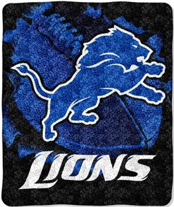 Northwest NFL Detroit Lions Burst Throws