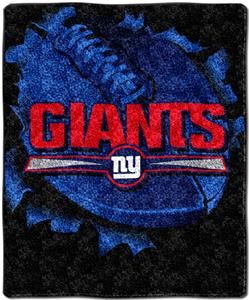 Northwest NFL New York Giants Burst Throws