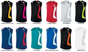 Womens Blaze Sleeveless Softball Jerseys-Closeout