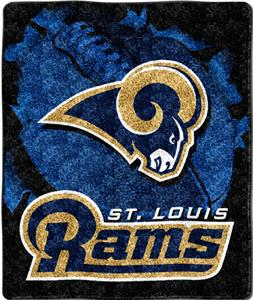 Northwest NFL St. Louis Rams Burst Throws
