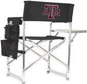Picnic Time Texas A&M Folding Sport Chair & Strap