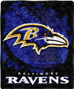 Northwest NFL Baltimore Ravens Burst Throws