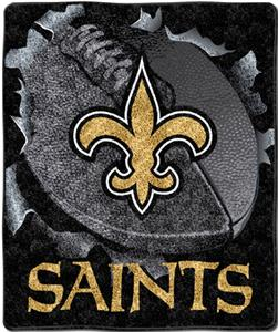 Northwest NFL New Orleans Saints Burst Throws