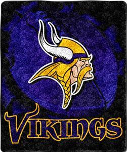 Northwest NFL Minnesota Vikings Burst Throws