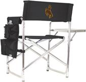 Picnic Time University of Wyoming Sport Chair